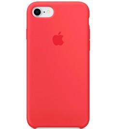 Чехол-накладка для Apple iPhone 7/8 Original Soft Red Raspberry