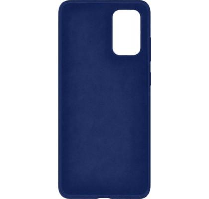 Чехол-накладка для Samsung A71 Original Soft Blue