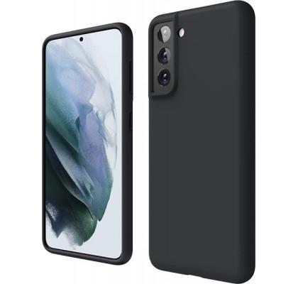 Чехол-накладка для Samsung S21 Original Soft Black