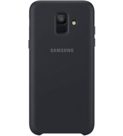 Чехол-накладка для Samsung Original Soft Black