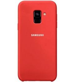 Чехол-накладка для Samsung Original Soft Red