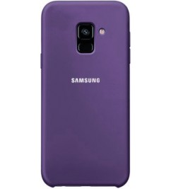 Чехол-накладка для Samsung Original Soft Violet
