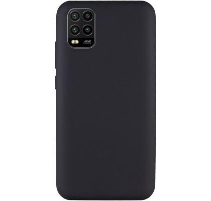Чехол-накладка для Xiaomi Mi 10 Lite Original Soft Black