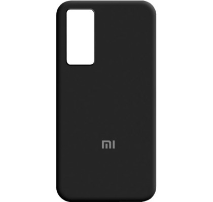 Чехол-накладка для Xiaomi Mi 10T Original Soft Black