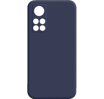 Чехол-накладка для Xiaomi Mi 10T Original Soft Dark Blue