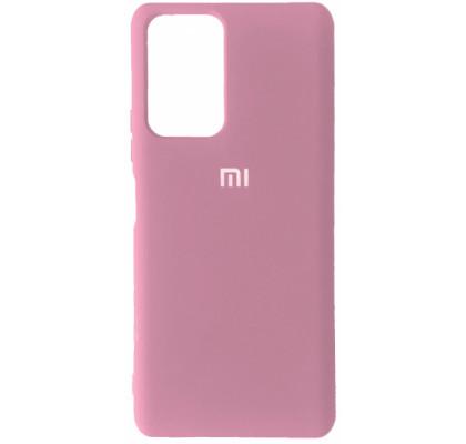 Чехол-накладка для Redmi Note 10 / 10S Original Soft Pink