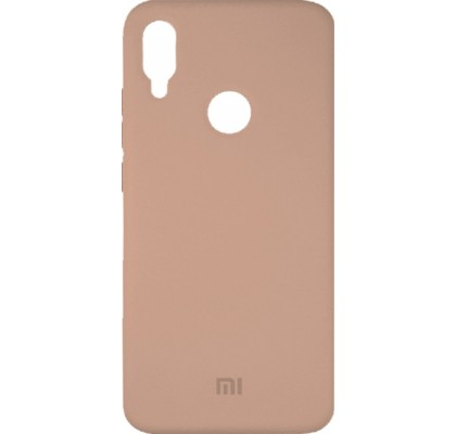 Чехол-накладка для Redmi Note 7 Original Soft Pink Sand
