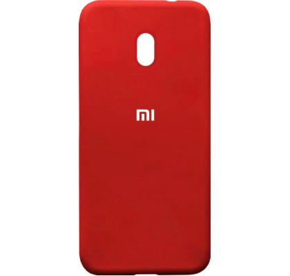 Чехол-накладка для Redmi 8a Original Soft Red