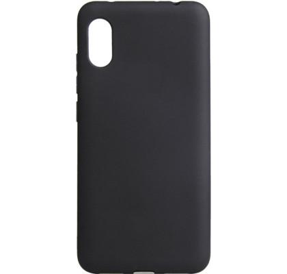 Чехол-накладка для Redmi 9A Original Soft Black