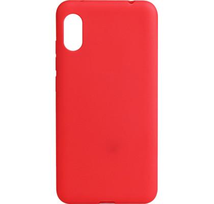 Чехол-накладка для Redmi 9A Original Soft Red