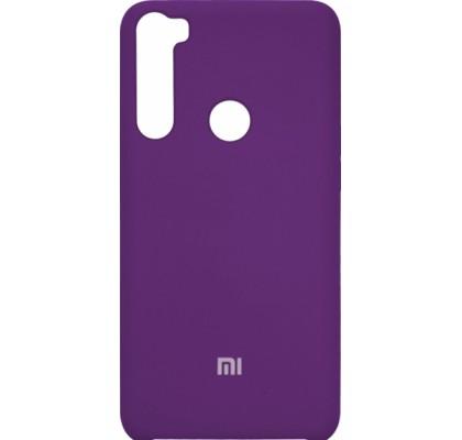 Чехол-накладка для Redmi Note 8 Original Soft Violet