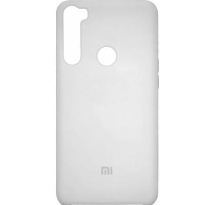Чехол-накладка для Redmi Note 8 Original Soft White