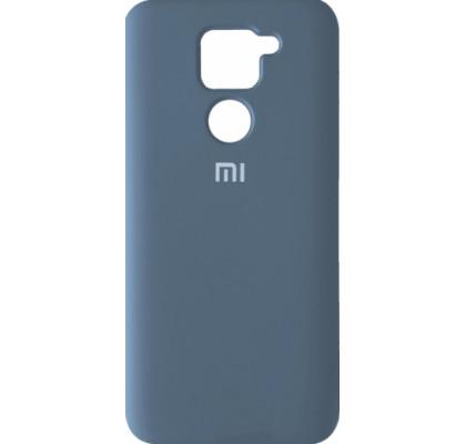 Чехол-накладка для Redmi Note 9 Original Soft Lavander Grey