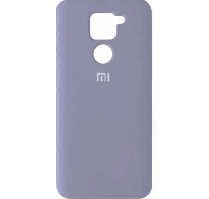 Чехол-накладка для Redmi Note 9 / Redmi 10X Original Soft Lilac