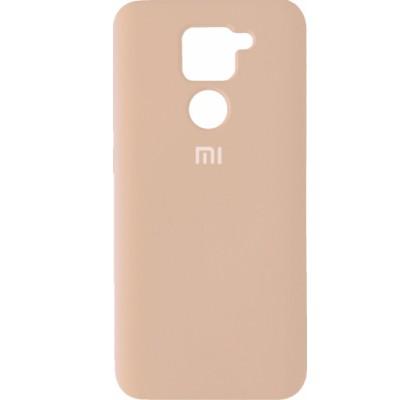 Чехол-накладка для Redmi Note 9 Original Soft Pink Sand