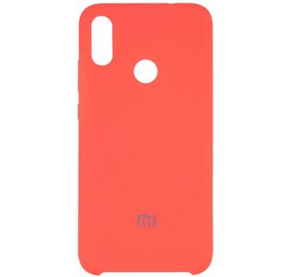 Чехол-накладка для Redmi Note 7 Original Soft Red