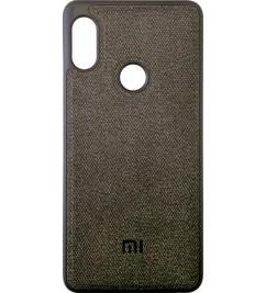 Чехол-накладка для Xiaomi Original Soft Brown Textile