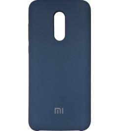 Чехол-накладка для Xiaomi Original Soft Dark Blue