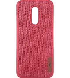 Чехол-накладка для Xiaomi Original Soft Red Textile