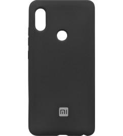 Чехол-накладка для Xiaomi Original Soft Grey