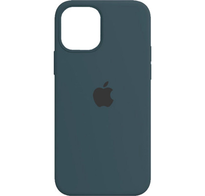 Чехол-накладка для Apple iPhone 11 Original Soft Cobalt Blue