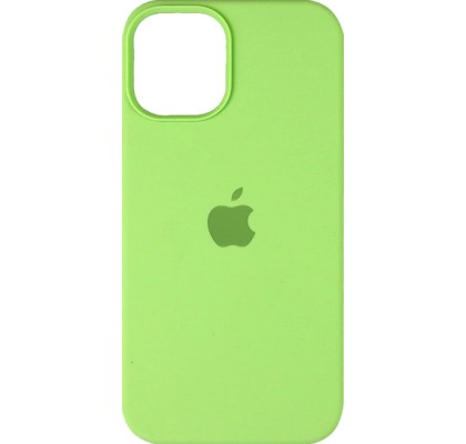 Чехол-накладка для Apple iPhone 12 Mini Original Soft Green