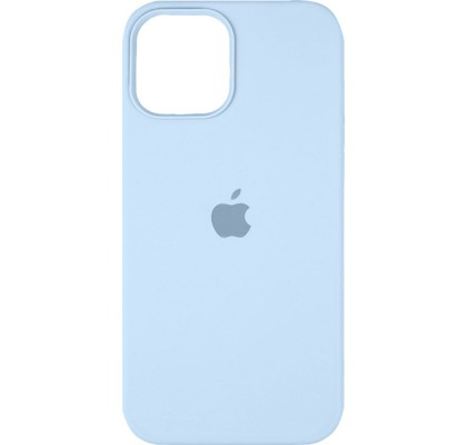 Чехол-накладка для Apple iPhone 12 Mini Original Soft Light Blue