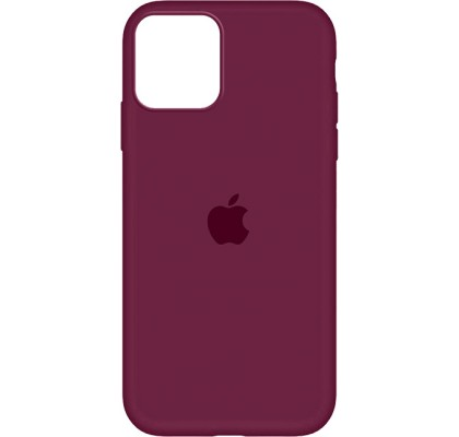 Чехол-накладка для Apple iPhone 12 Mini Original Soft Marsala