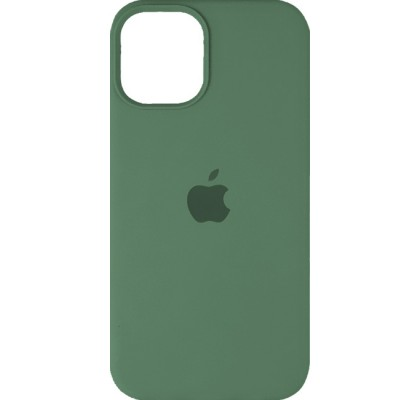 Чехол-накладка для Apple iPhone 12 Mini Original Soft Pine Green
