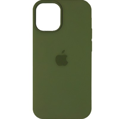 Чехол-накладка для Apple iPhone 12 Mini Original Soft Virid
