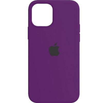 Чехол-накладка для Apple iPhone 12 Original Soft Purple