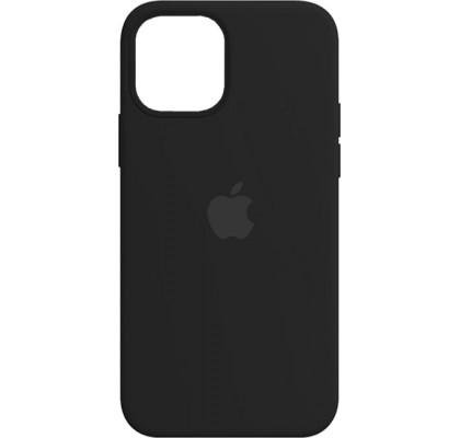 Чехол-накладка для Apple iPhone 12 Original Soft Black