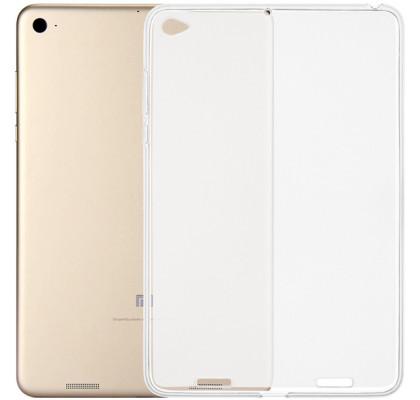 Чехол-накладка для Xiaomi Mi Pad 4 силикон прозрачный