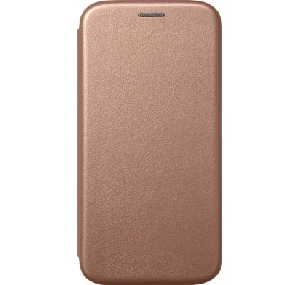 Чехол-книга для Redmi Note 9 G-Case Ranger Rose Gold