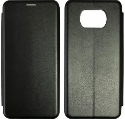 Чехол-книга для Xiaоmi Poco X3 G-Case Ranger Black