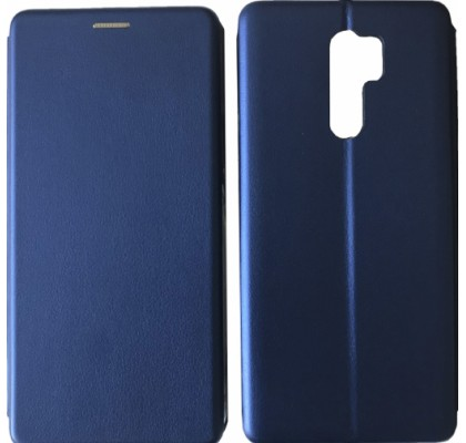 Чехол-книга для Redmi 9 G-Case Ranger Blue