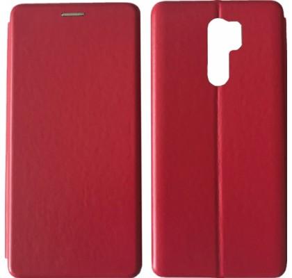 Чехол-книга для Redmi 9 G-Case Ranger Red