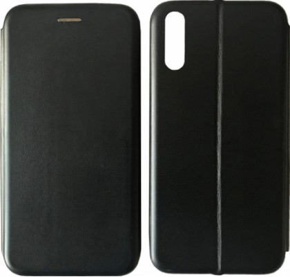 Чехол-книга для Redmi 9a G-Case Ranger Black
