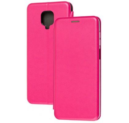 Чехол-книга для Redmi Note 9S / Note 9 Pro G-Case Ranger Pink