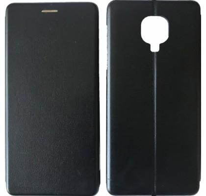 Чехол-книга для Redmi Note 9S / Note 9 Pro G-Case Ranger Black