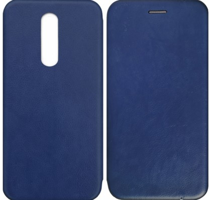 Чехол-книга для Redmi 8 G-Case Ranger Blue