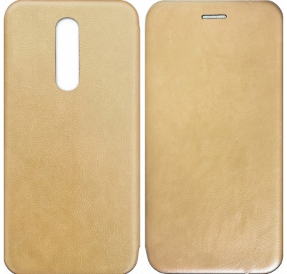 Чехол-книга для Redmi 8 G-Case Ranger Gold