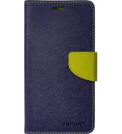 Чехол-книга Book Cover Goospery для Xiaomi Blue