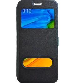 Чехол-книга Momax для Xiaomi Black