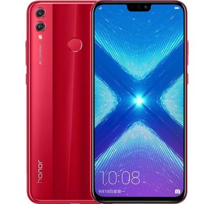 Huawei Honor 8X (4+128Gb) Red