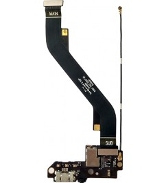 Антенна связи с микрофоном и разъемом micro USB для Lenovo Vibe X2