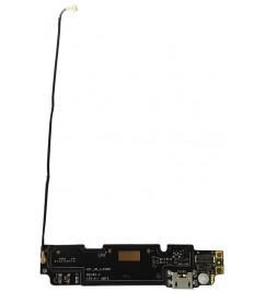 Антенна связи с микрофон и разъемом micro USB для Lenovo S658t