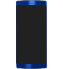LCD+Sensor с рамкой for Doogee BL12000 Blue