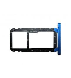 Держатель SIM-карт и microSD Doogee BL12000 Blue
