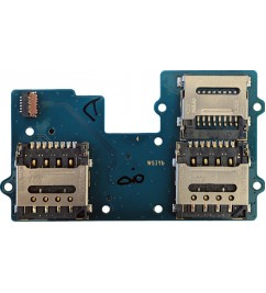 Держатель SIM-карт и microSD HomTom HT20 Pro